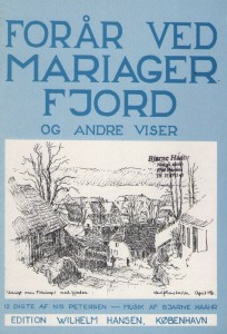 Forår ved Mariager fjord
