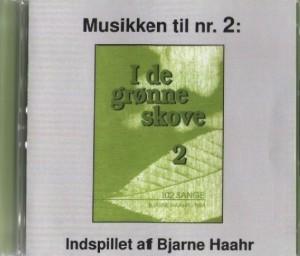 z CD Muikken til I de grønne skove 2